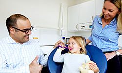 Is your child scared of dentist | The Paediatric Dental Practice